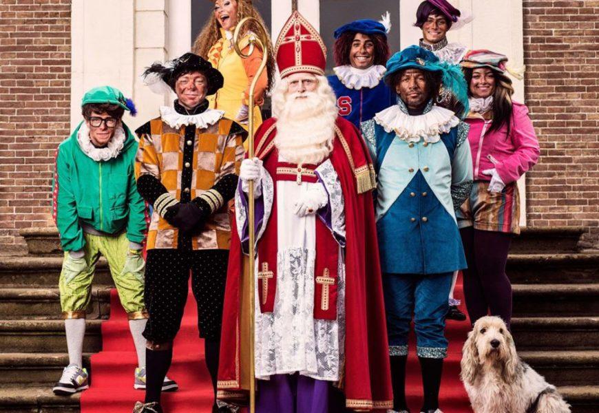 Geschiedenis van Zwarte Piet